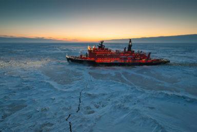 Утверждены новые правила плавания по Северному морскому пути