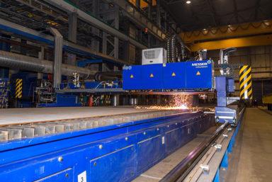 ССК «Звезда» начал строительство третьего танкера-продуктовоза типа MR