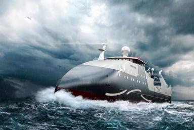 15 сентября на «Северной верфи» состоится спуск траулера «Капитан Осташков» проекта 170701