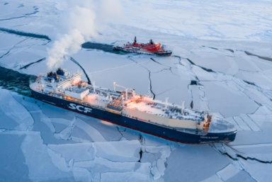 Рейс «Кристофа де Маржери» позволил расширить навигационное окно в восточной Арктике