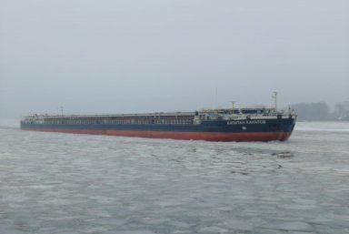 Волжское пароходство начало работу с юга России