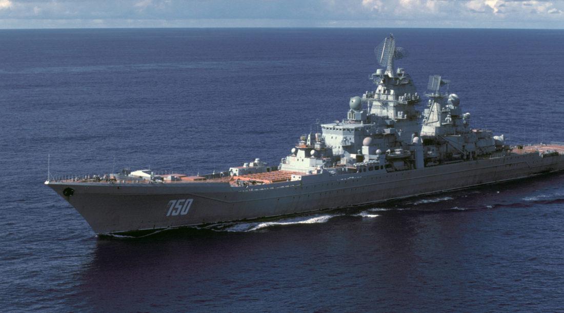 На утилизацию ТАРКР «Адмирал Лазарев» выделят 5 млрд руб
