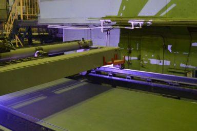 На «Северной верфи» началась резка металла для девятого траулера проекта 170701