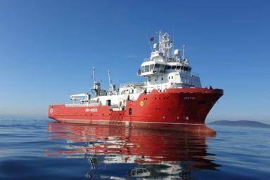 Özata Shipyard сдала краболовное судно-процессор проекта КСП02 «Арктур» для СЗРК