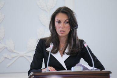 Ирина Бабюк войдет в советы директоров Пролетарского завода и Северной верфи