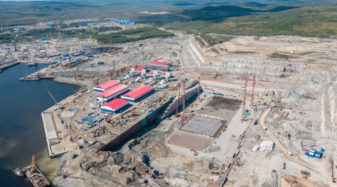 Проект «Новатэка» в Мурманске даст 17 тыс. рабочих мест