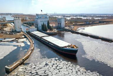 Волжское пароходство 22 апреля открывает навигацию 2021 года на верхней Волге