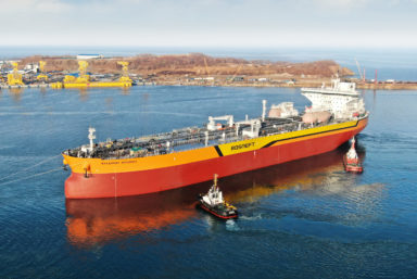 «Роснефть» построит более полусотни судов для своего нового проекта
