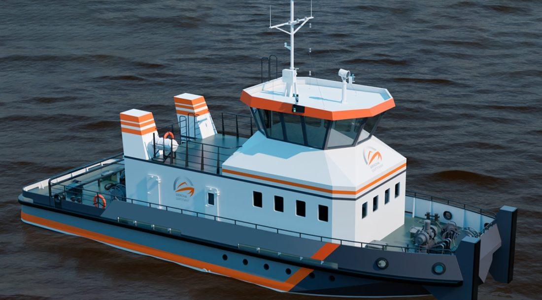 По проектам ГЦКБ «Речфлота» строится 47 судов