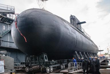 СМИ стало известно, что Северный флот до 2027 года получит не менее четырех подлодок проекта 677