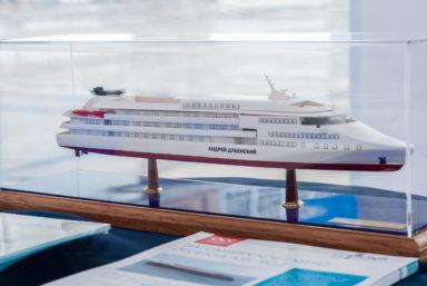 Стоимость контракта на строительство двух пассажирских судов для Енисея составит 5 млрд рублей