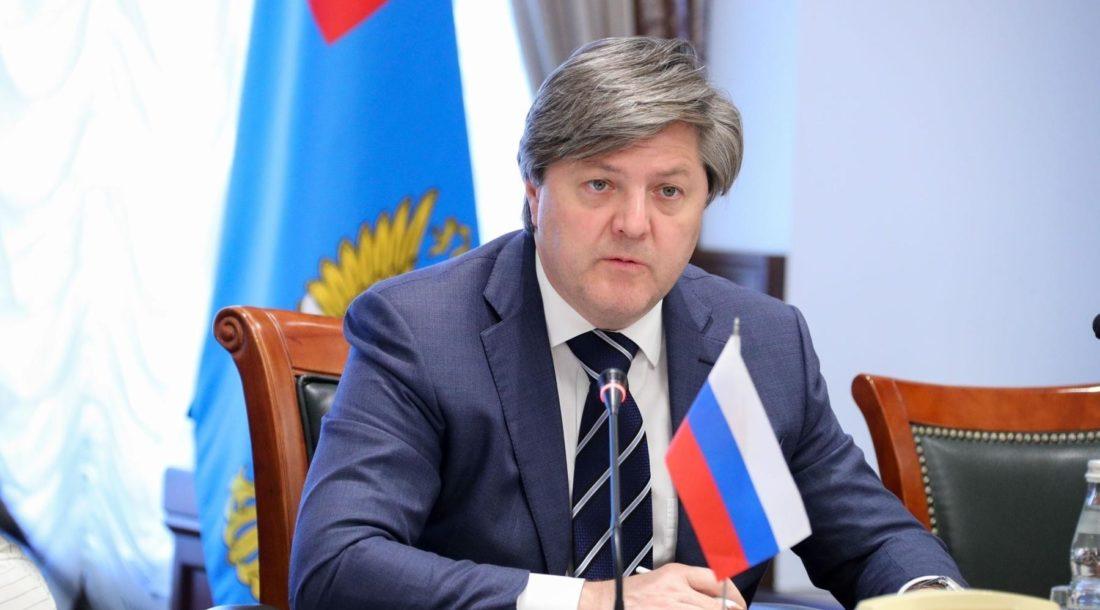 ИА «Медиапалуба» поздравляет с днем рождения Председателя совета директоров компании «Водоходъ» Виктора Олерского