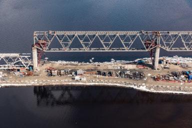 Правительство Мурманской области раскрыло сроки завершения строительства порта «Лавна»