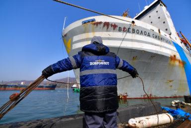 Флагман группы компаний «Доброфлот» «Всеволод Сибирцев» вернулся из 6 промысловой экспедиции