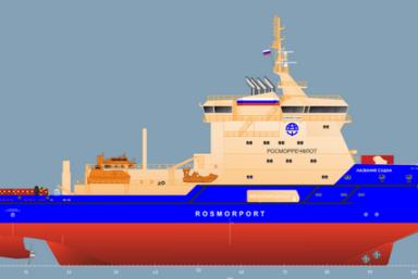 Онежский ССЗ выиграл конкурс на строительство двух ледоколов проекта 23620