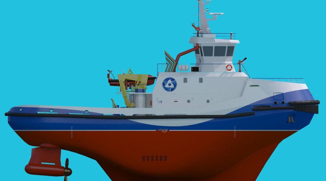 «Дирекция госзаказчика» объявила конкурс на строительство пяти буксиров проекта Т3150