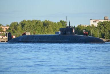 Подлодка «Князь Олег» выполнила стрельбу «Булавой» из Белого моря по полигону на Камчатке