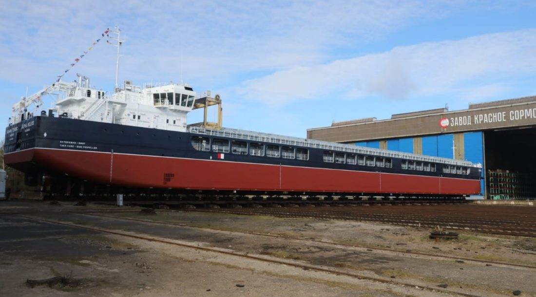 «Красное Сормово» построит еще 11 сухогрузов проекта RSD59