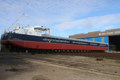 ГТЛК подписала контракт c заводом «Красное Сормово» на строительство 11 сухогрузов проекта RSD59