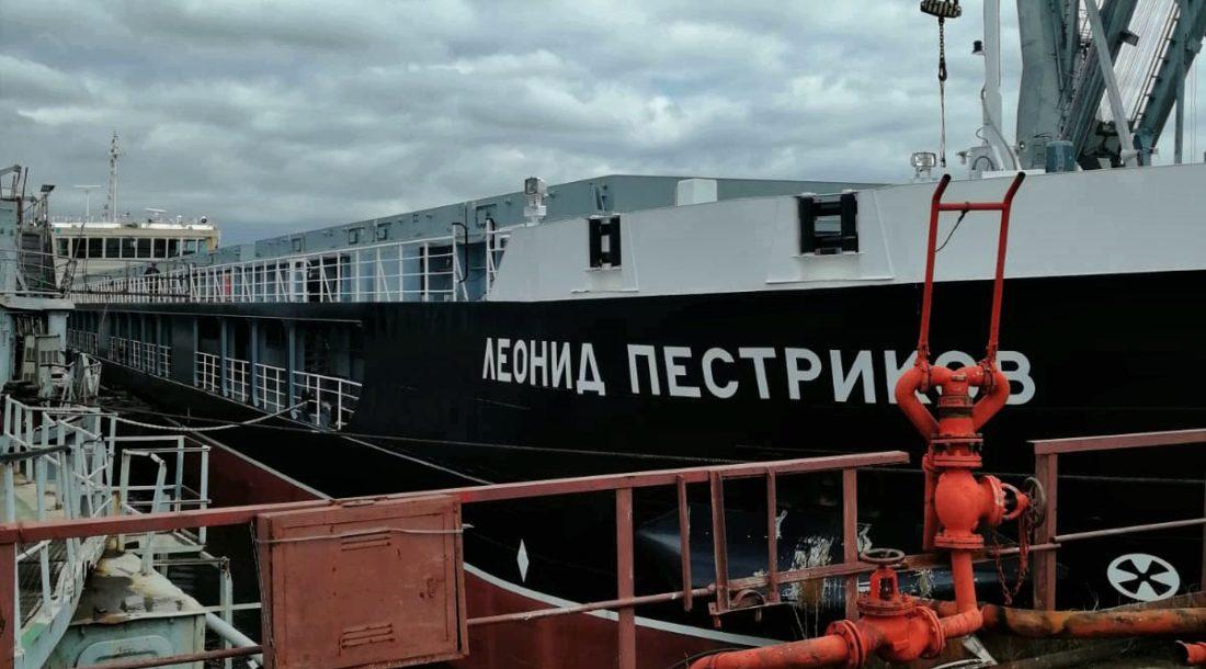 Сухогруз «Леонид Пестриков» проекта RSD59 прошел ходовые испытания
