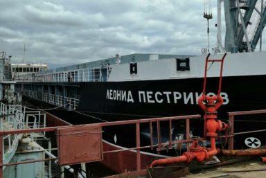 Завод «Красное Сормово» сдал сухогруз «Леонид Пестриков» проекта RSD59