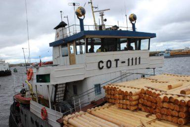 11 мая на реке Лене стартовала речная навигация 2021 года