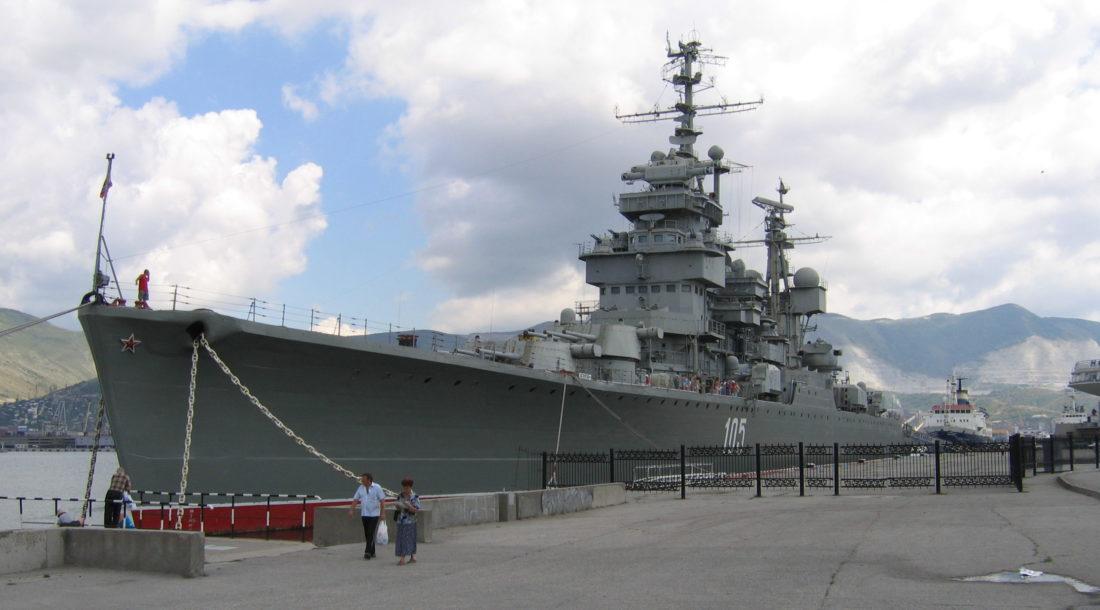Докование крейсера-музея «Михаил Кутузов» невозможно