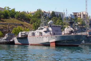 Противолодочный корабль «Владимирец» проекта 1145.1 готовят к утилизации