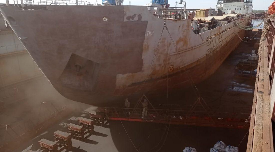Флот ЛОРПа в Архангельске готовится к навигации