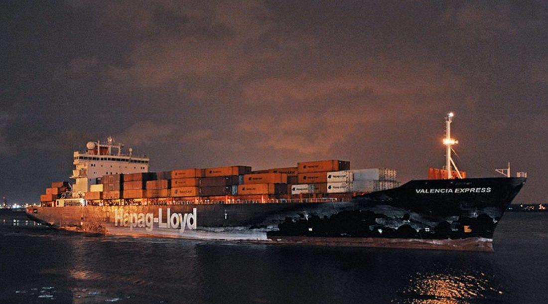 На контейнеровозе Valencia Express в Хельсинки выявили 11 случаев коронавируса