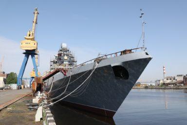 ОДК ведет разработку силовой установки для перспективного российского фрегата