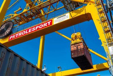Морские терминалы Global Ports на Северо-Западе перешли безбумажное оформление экспорта