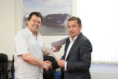 Волжское пароходство и РПСМ подписали коллективное соглашение