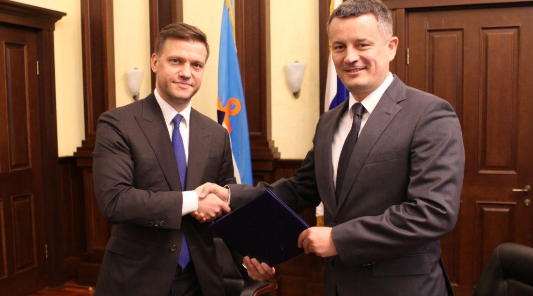 FESCO и «Логистический центр ЯТЦ» договорились о развитии интермодальных перевозок в страны АТР