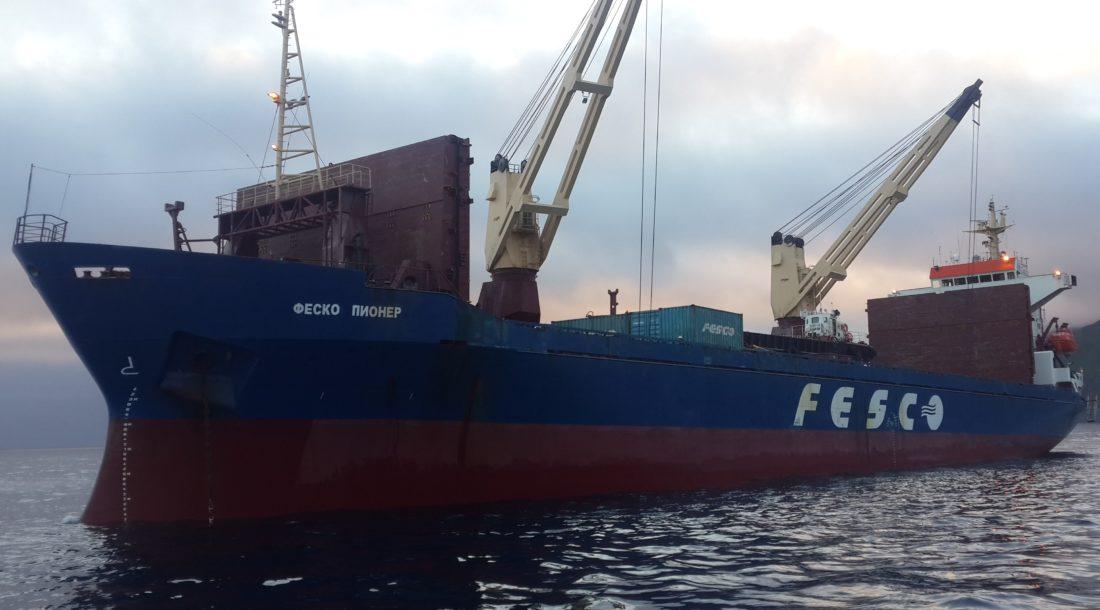 FESCO открыла северный завоз-2021 на Чукотку