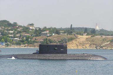Подводную лодку «Алроса» проекта 877В «Палтус» переведут на Балтику