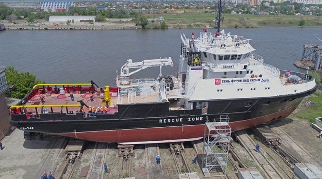 Астраханский судоремонтный завод будут модернизировать