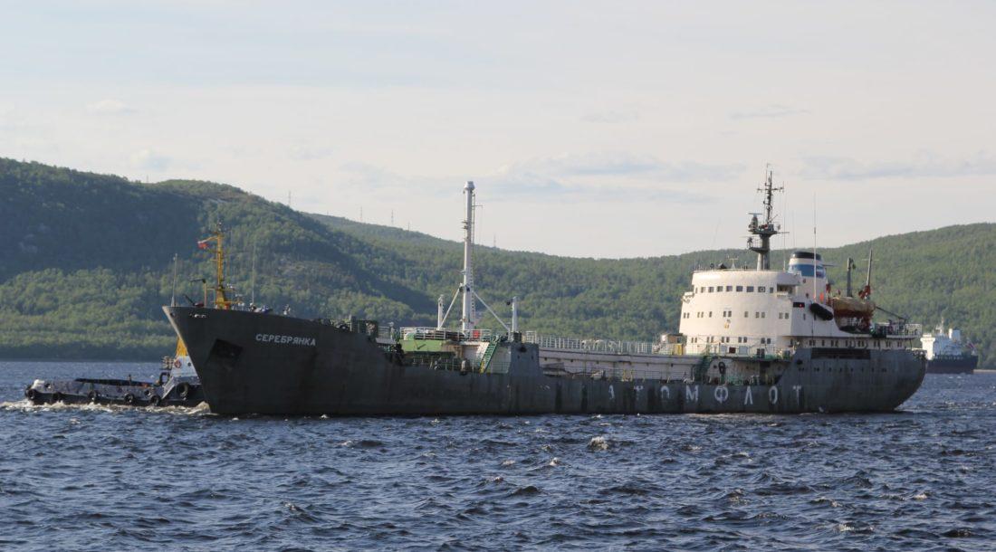 Плавтехбаза «Лепсе» больше не представляет ядерной опасности для Арктического региона