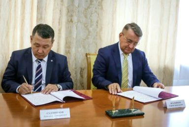 Правительство Республики Саха (Якутия) подписало соглашение с ЦКБ по СПК им. Р.Е. Алексеева