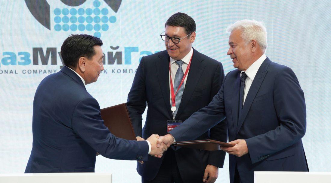 Лукойл выкупил 49,99% доли участия в казахстанском ТОО «Аль-Фараби Оперейтинг»