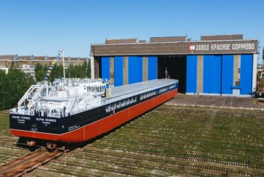 Завод «Красное Сормово» в 2021 году заключил контракты на 12,8 млрд рублей