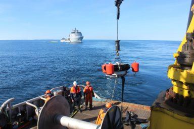 В Баренцевом море завершились российско-норвежские учения по поиску и спасанию «Баренц-2021»