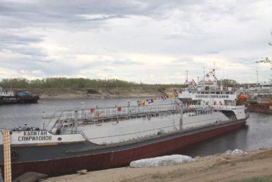 Модернизированному танкеру ЛОРП присвоено имя капитана Спиридонова