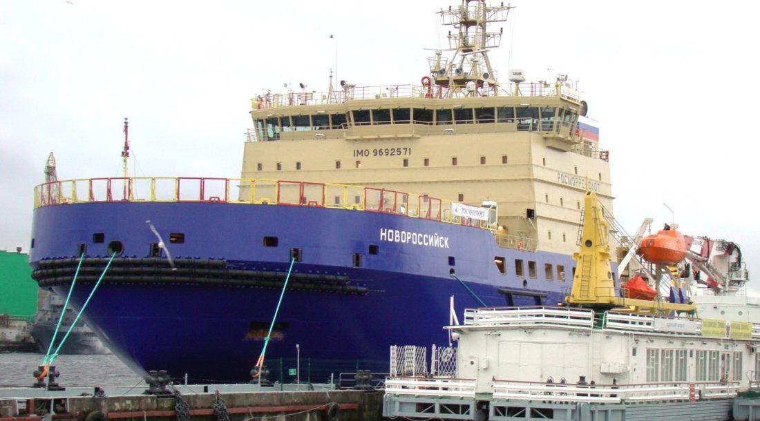 «Дальзавод» отремонтирует ледокол «Новороссийск» проекта 21900М