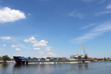 На АСПО отремонтируют судно для перевозки генгрузов «Расул Гамзатов» проекта 19610