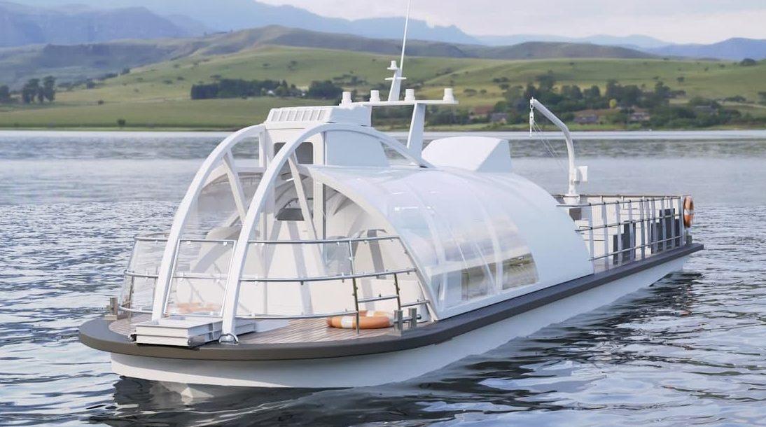 Проект пассажирского судна «Соталия» прошел согласование Российского Речного Регистра