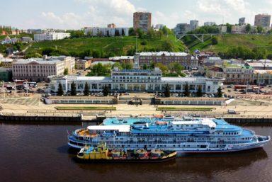 В Нижнем Новгороде откроется новое выставочное пространство «Река-Река»