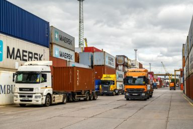 Петербургские терминалы Global Ports перешли на электронное согласование пропусков