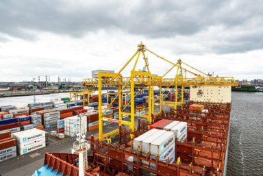 «Петролеспорт» будет следить за работой причальных кранов с помощью видеоконтроля