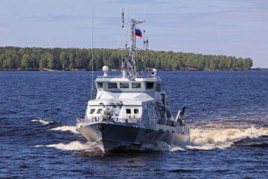 На ССЗ «Вымпел» пройдет церемония закладки очередного «Грачонка» проекта 21980